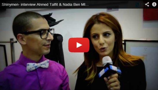 Interview Ahmed Talfit