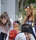 Miss Tunisie & Manel Amara à la maison de retraite Mannouba
