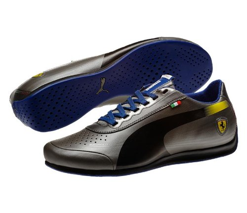 nouvelle collection puma les baskets ferrari evospeed 1 2 shinymen shinymen. Black Bedroom Furniture Sets. Home Design Ideas