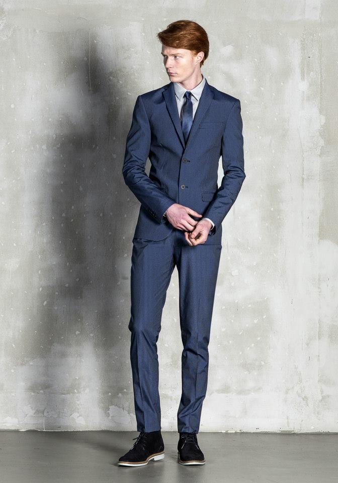 Les costumes clayton la nouvelle collection printemps t 2014 shinymen - Costume homme ete ...