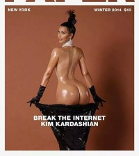 shinymen-Kim_Kardashian-Nue-Magazine_Paper-couv