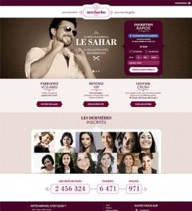 Zwinti, site de rencontres maghrébines pour la communauté de Tunis