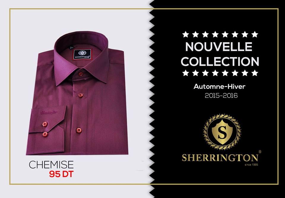 shinymen-chemise prune
