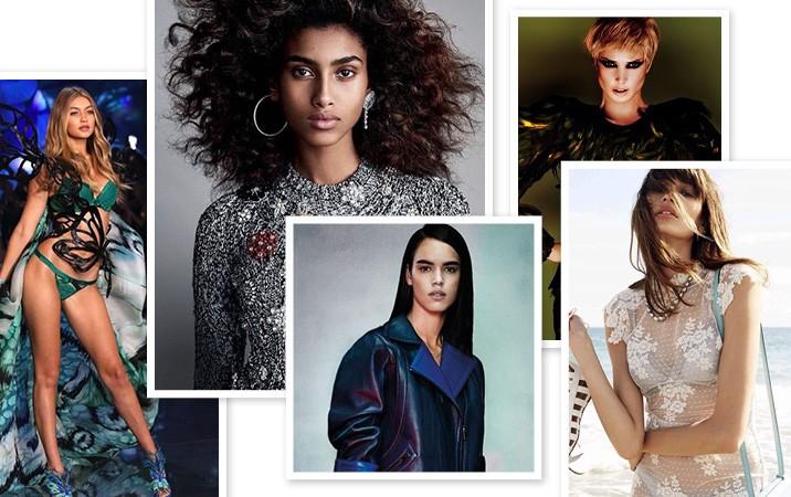 Top 5 des modèles Arabes en vogue à l'internationale