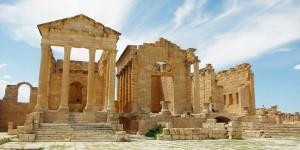 Amphithéâtre de DOUGGA