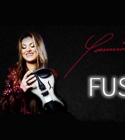 shinymen-Yasmine_Azaiez-premier_album-Fusion-couv