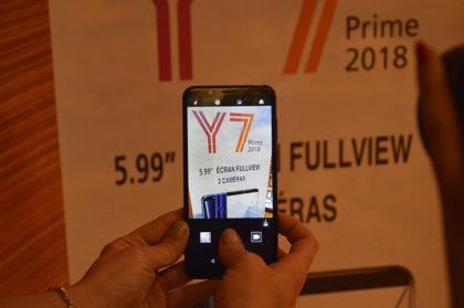 Huawei Y7 Prime 2018 Le Lancement Officiel En Tunisie Shinymen