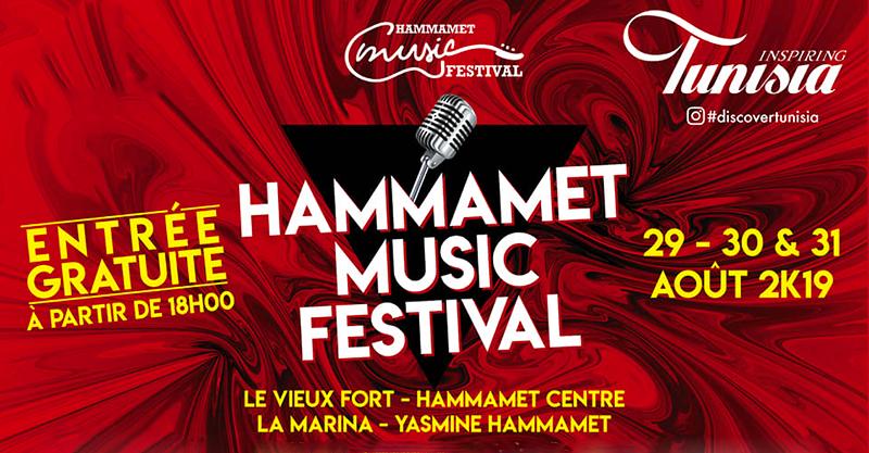 Hammamet Music Festival 2019