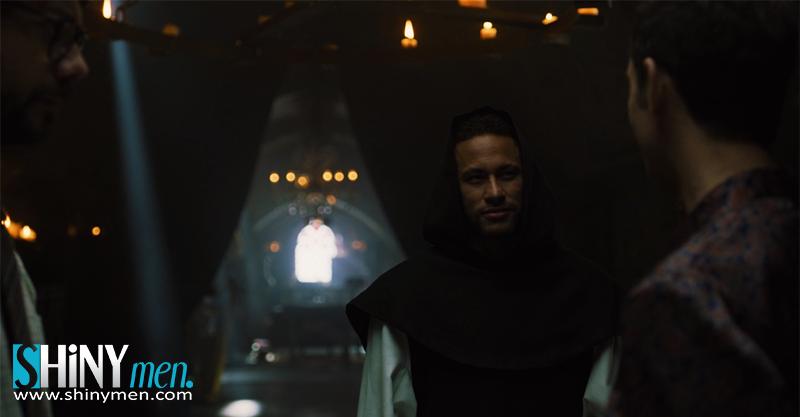"""Shinymen - Neymar dans la série Netflix """"La Casa de Papel"""" !"""