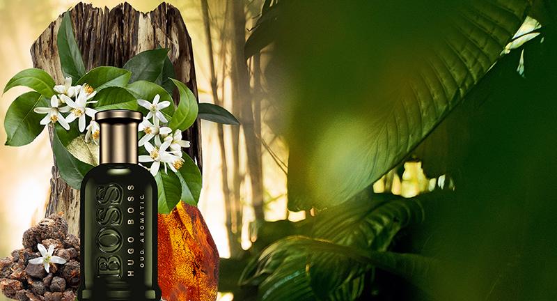 Shinymen - Boss Bottled Oud Aromatic