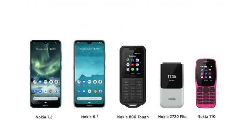 NOKIA donne une nouvelle dimension à l'expérience sur Smartphone milieu de gamme