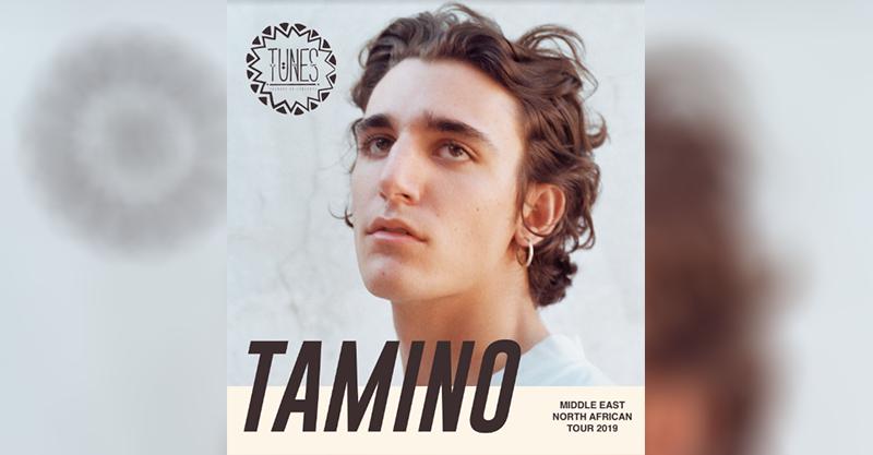 La nouvelle voix envoûtante du indie rock TAMINO au Carpe Diem Tunis