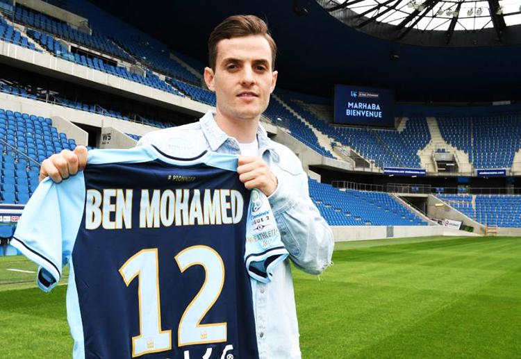 Ayman Ben Mohamed vient de s'engager au HAC jusqu'en 2022 !