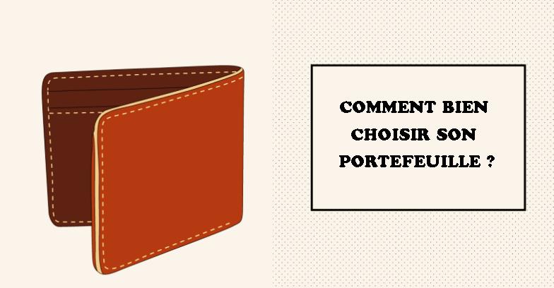 Comment bien choisir son portefeuille pour homme ?