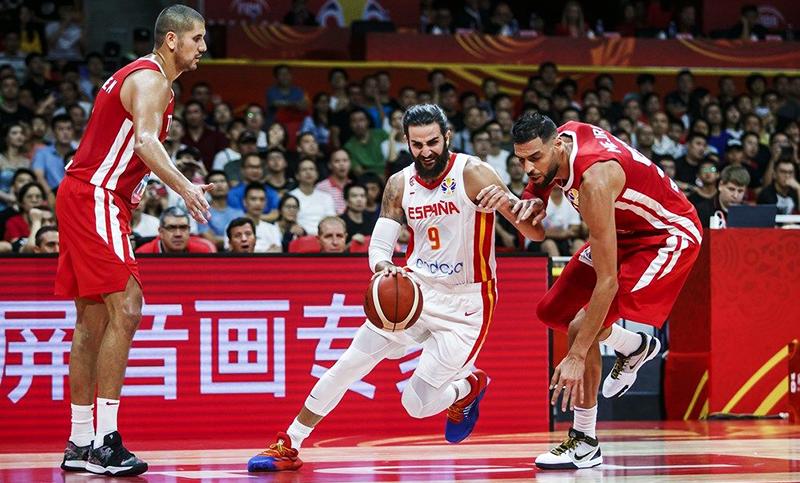 Shinymen - Coupe du monde de basketball : L'Espagne écrase la Tunisie