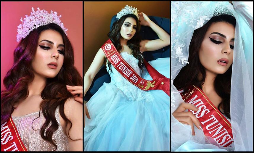 Sarra Brahmi, la nouvelle Miss International Tunisia