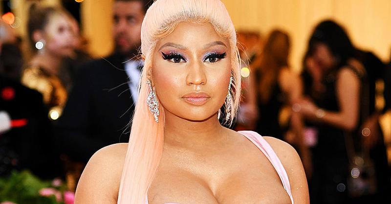 Shinymen - Nicki Minaj annonce sa retraite