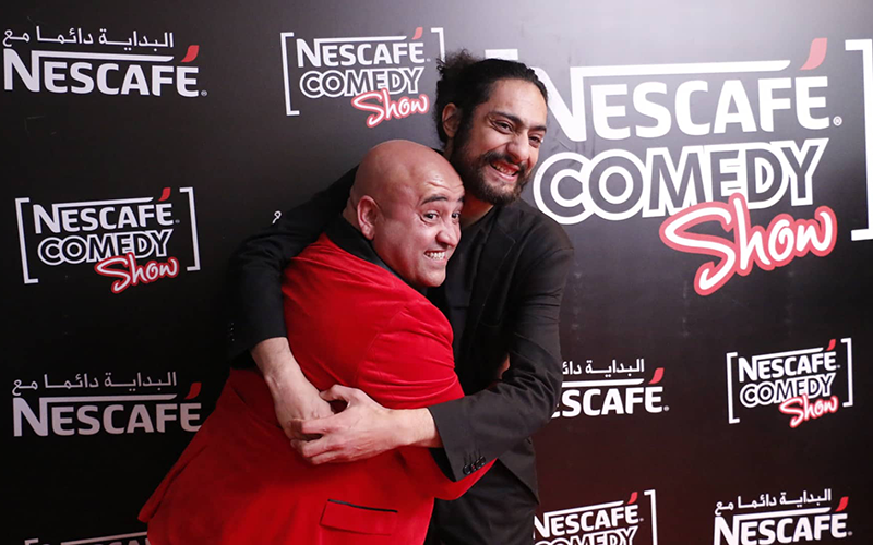 Ahmed Laâjimi NESCAFÉ COMEDY SHOW