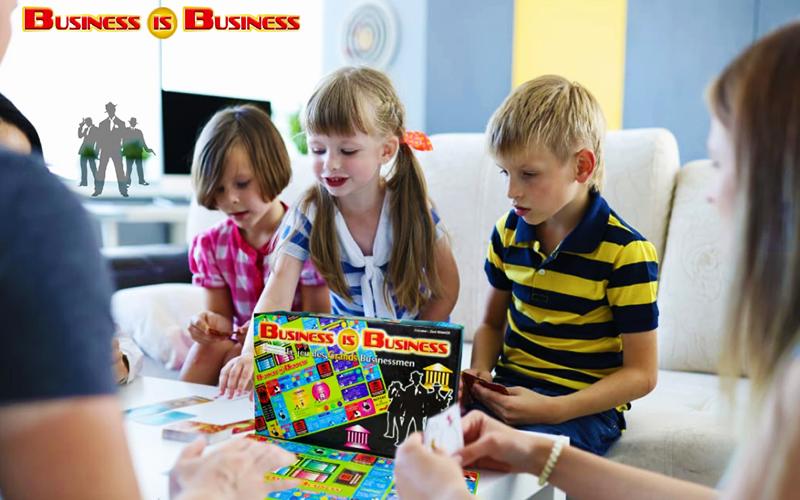 Business is Business est un jeu de société 100% tunisien